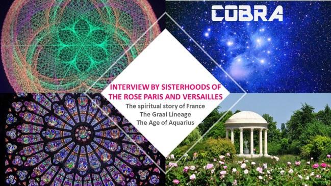 Interview de Cobra : histoire occulte de la France et retour de la Déesse
