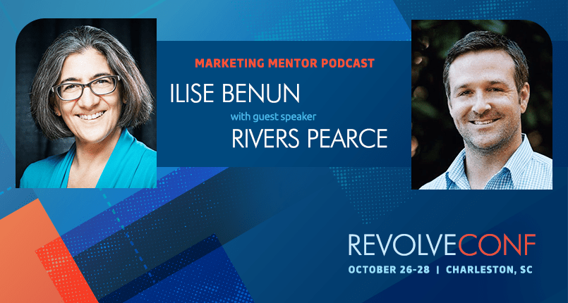 Marketing Mentor Podcast & Interview with Rivers Pearce