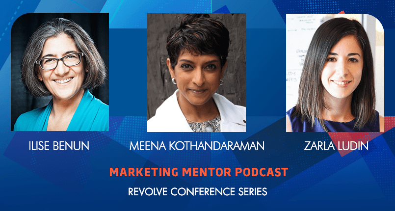 Marketing Mentor Podcast & Interview with Meena Kothandaraman and Zarla Ludin