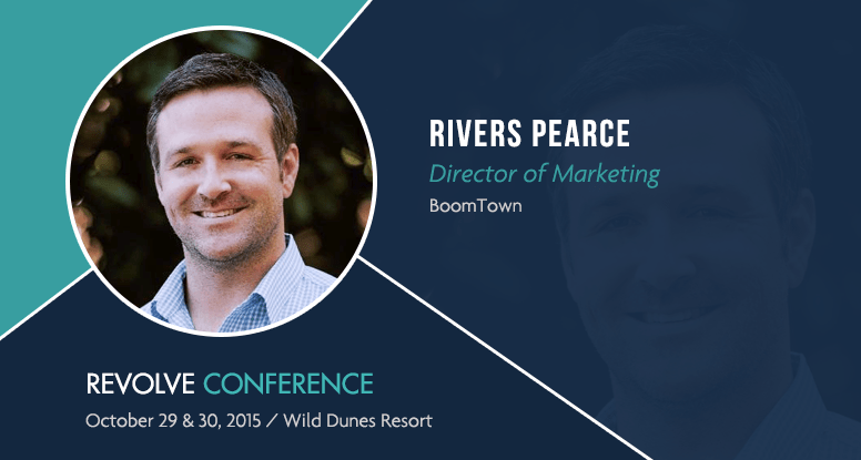 Speaker Spotlight - Rivers Pearce