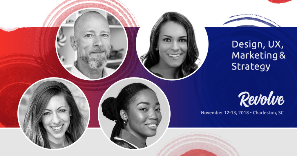 Revolve Conference 2018 - The Third Round of Speakers