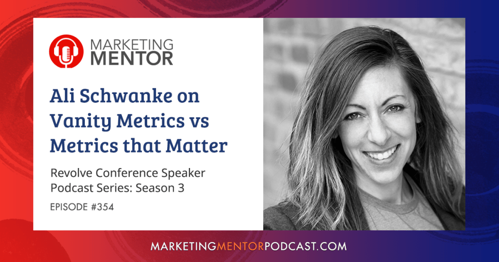 Marketing Mentor Podcast & Interview with Ali Schwanke