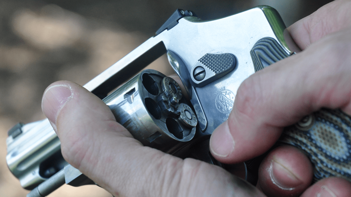 Thoughts On the Partial Revolver Reload