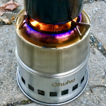 Personal Stoves: Ohuhu Camp Stove Review