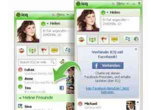 ICQ for Fashionable and Stylish Girls