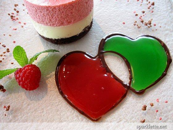 The Best Dessert on Valentine's Day from Celebrities