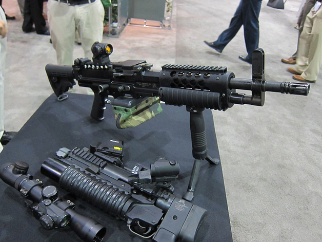 TOP 5 Most Technologically Sophisticated Weapons 2