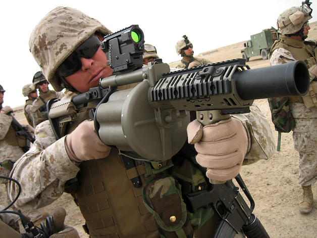 TOP 5 Most Technologically Sophisticated Weapons 3