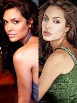 Five Bollywood Actresses Look Exactly Like Hollywood Actresses 5