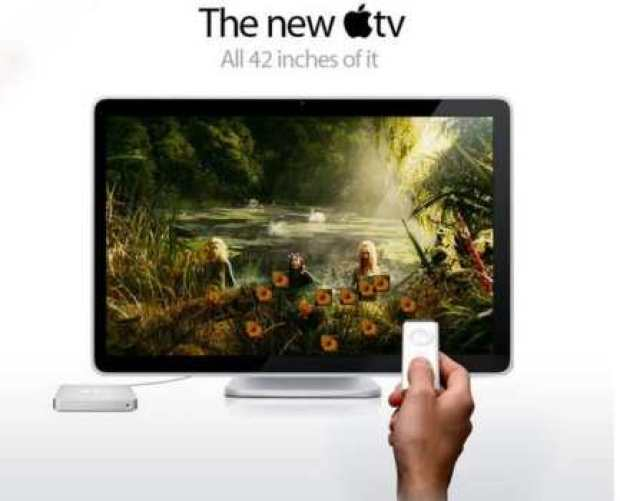 Tim Cook-Apple- TVs