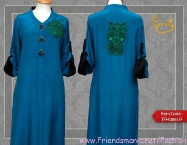 Teena-By-Hina-Butt-2013-Mid-Summer-Kurta-Designs-6-600x464