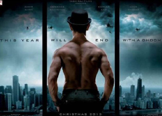 Dhoom 3 New Official Trailer is Here!