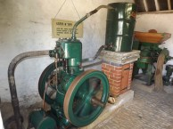 Rural Life museum - petrol driven and a bit smelly