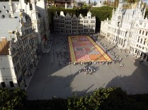 Model Grand Place, Brussels