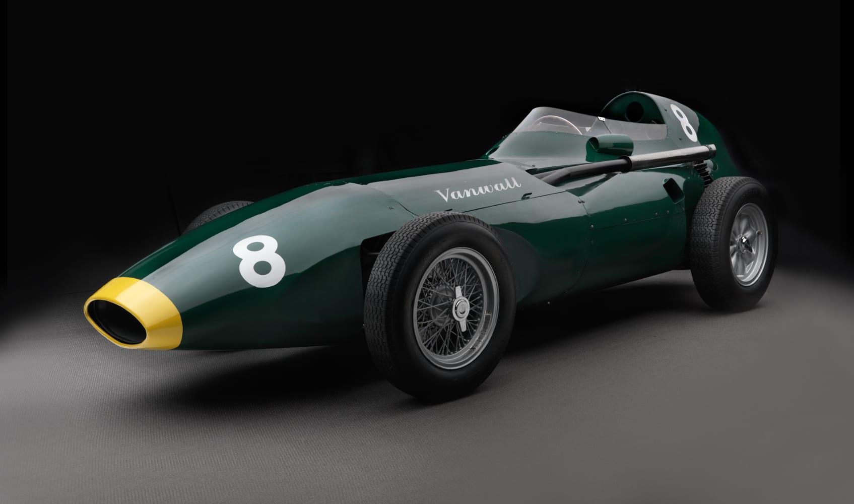 The Revs Institute 1958 Vanwall Formula 1