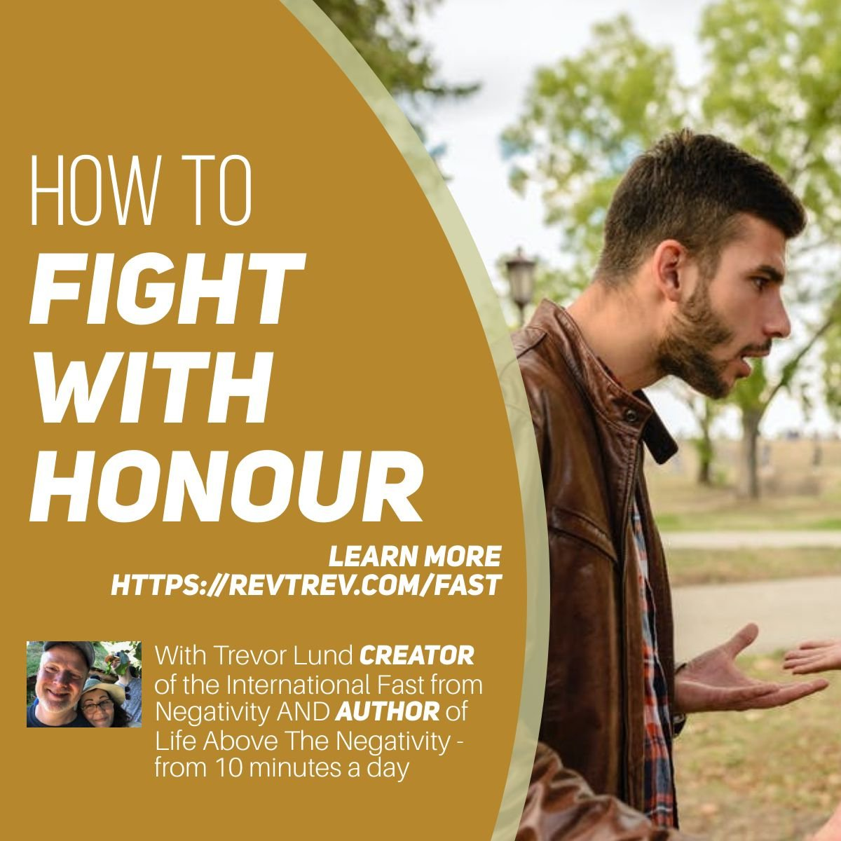 How to Fight with HONOUR via @trevorlund