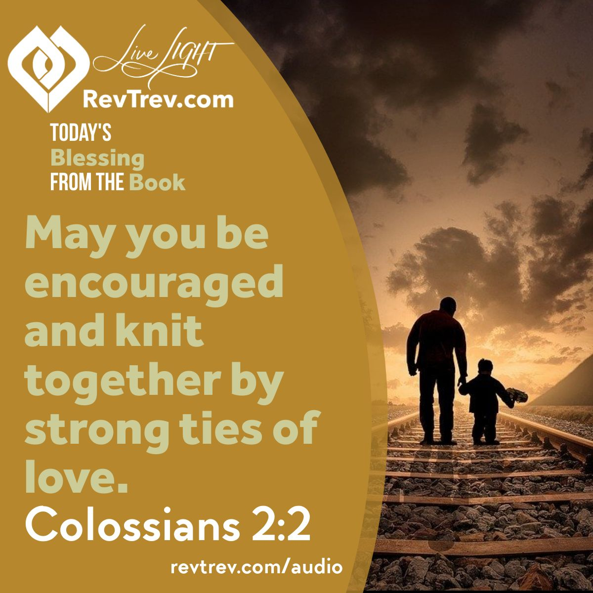 Blessings from the Book – Day 18 via @trevorlund