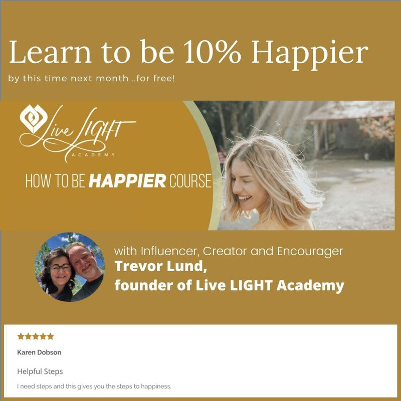 How to be happier course
