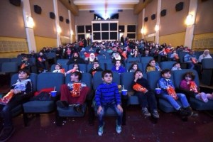 Newcomers Family Cinema