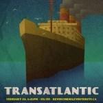 Transatlantic poster by Anthony Smerek