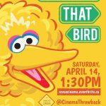 Follow That Bird poster