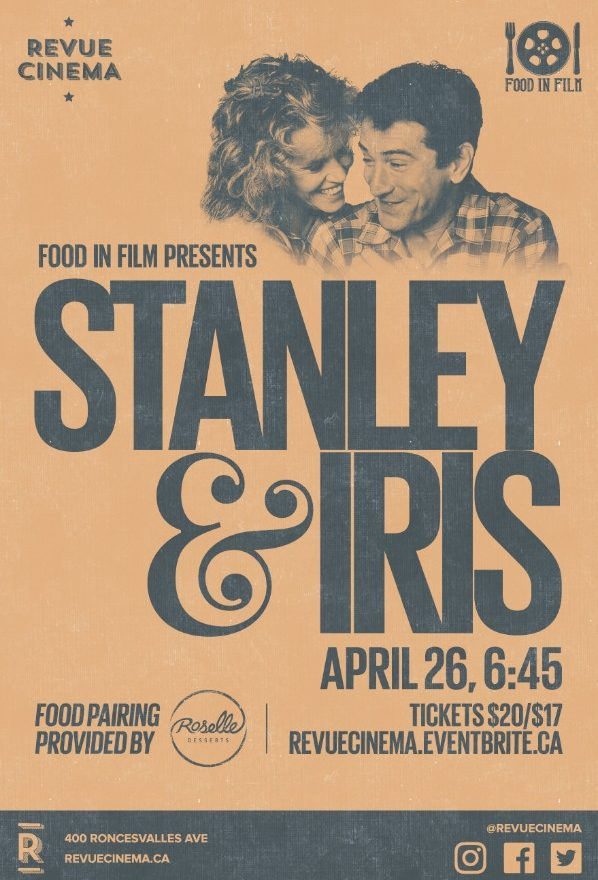 Stanley And Iris poster
