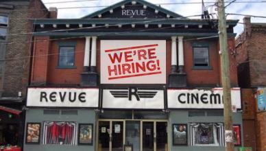 revue is hiring