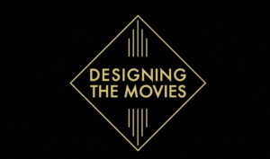 Designing the Movies logo