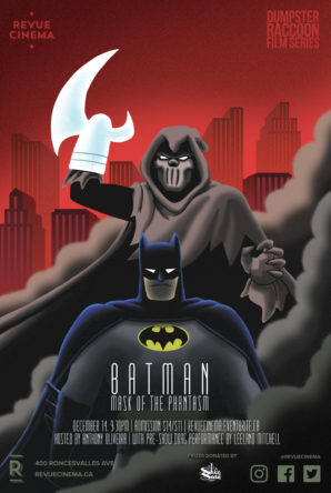 batman phantasm poster