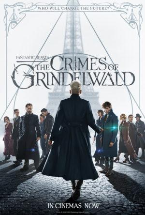 Fantastic Beasts The Crimes of Grindelwald poster
