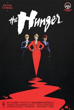 the hunger poster 2019