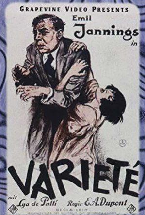 variete poster