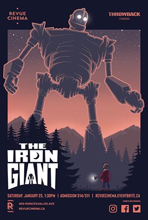 Iron Giant poster 2020