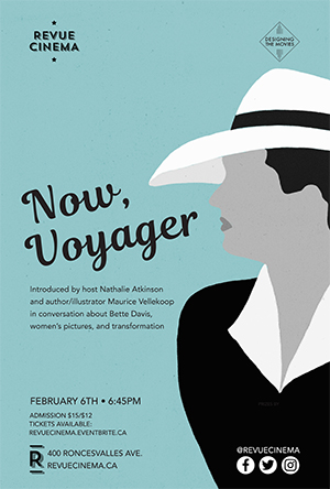 now voyager poster 2020