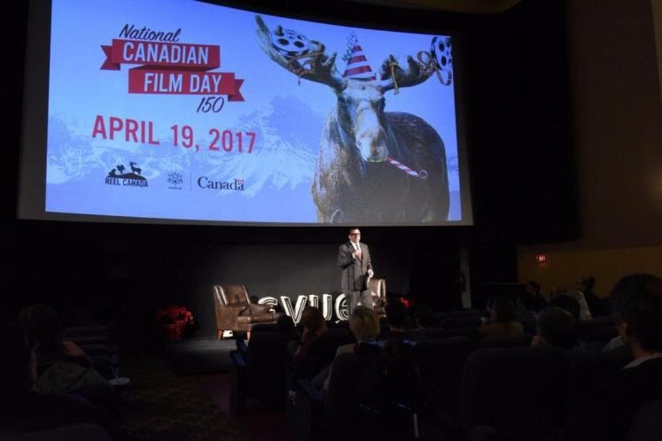 Canada Film Day
