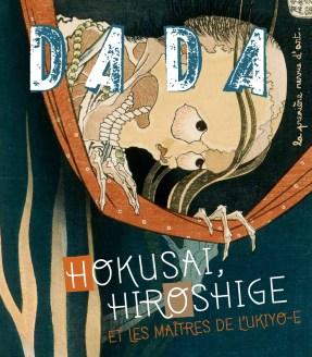 revue DADA Hokusai