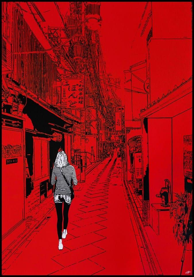 Cédric Fournier, amoureux du Japon revuedelatoile (08)