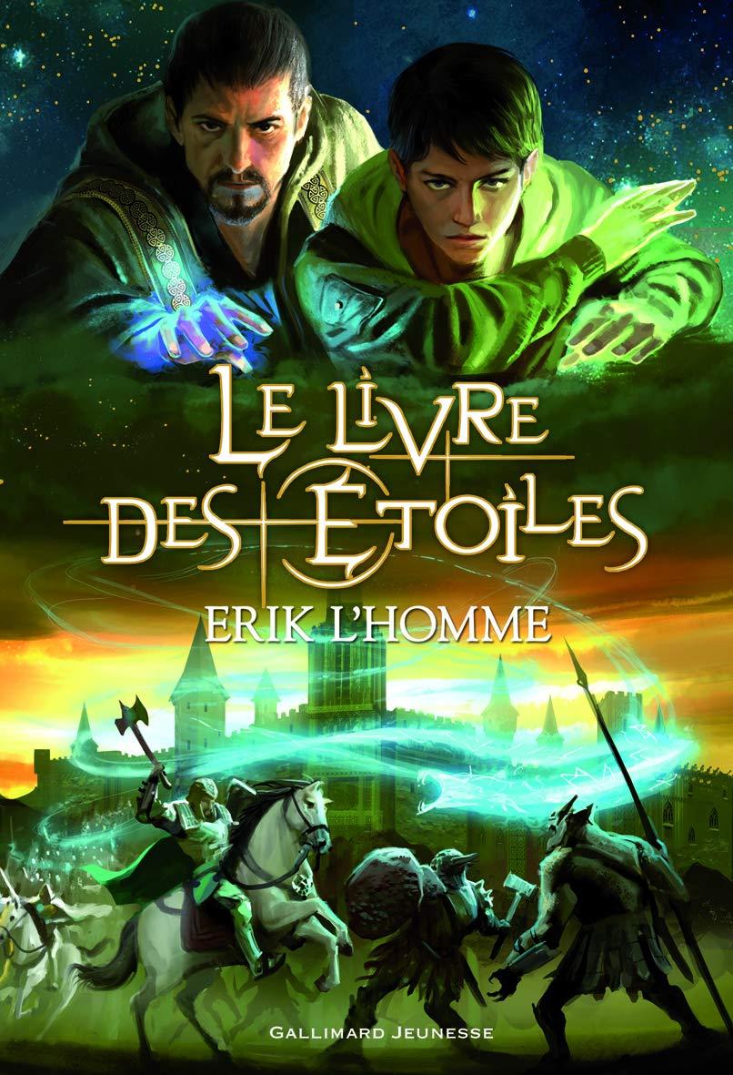 couverture du Livre des Etoiles l'intégrale de Gallimard Jeunesse