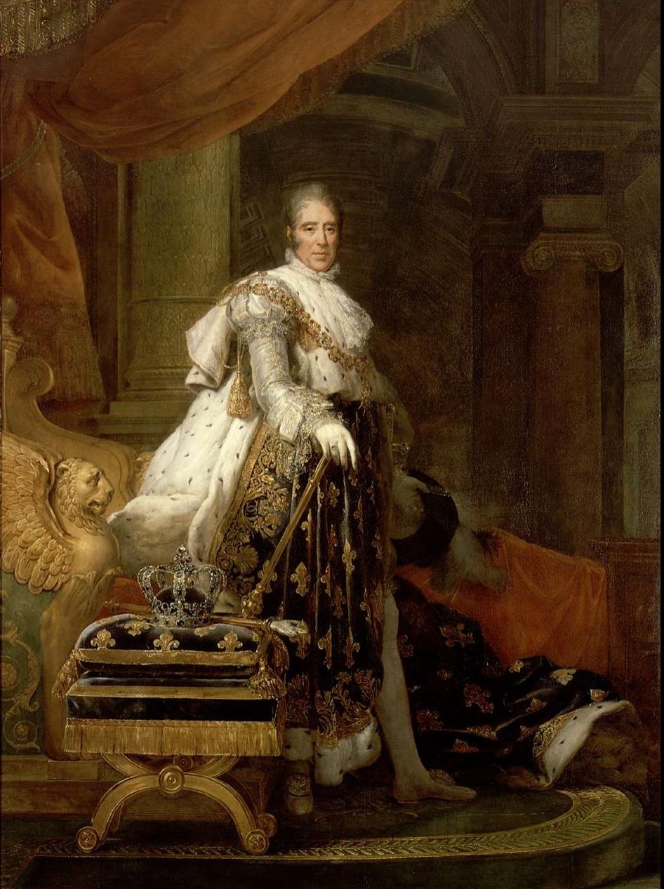 Règne de Charles X