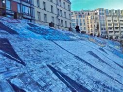 street art paris quai canal saint martin