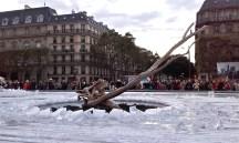 installation artistique, Paris, nuit blanche 2016, hôtel de ville