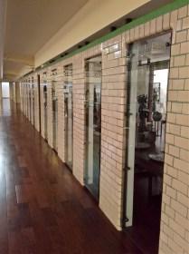 musée de la piscine, Roubaix, cabines