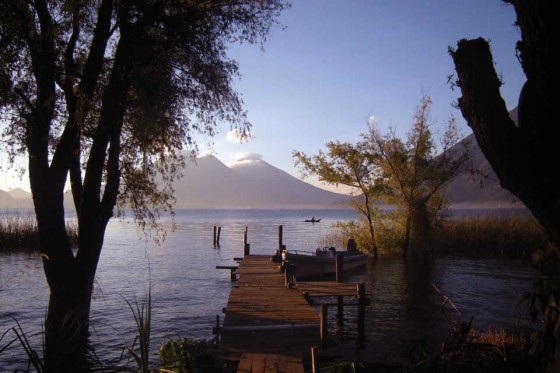 Horseback riding, kayaking and some of the best markets in Guatemala are easily withing reach at the lake.