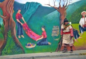Mural by Lou Aguilar