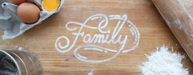 Un dimanche en famille