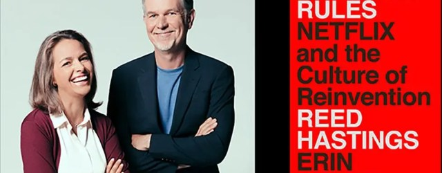 Erin Meyer et Reed Hastings - livre No Rules rules