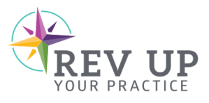 Rev Up Your Practice small logo