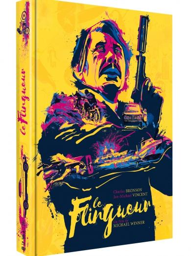Le Flingueur (1972) Blu-Ray+DVD