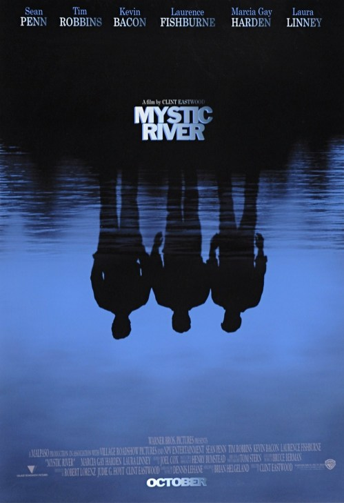 Mistic River - poster