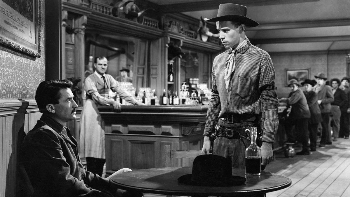 LA CIBLE HUMAINE (1950) ou l'Ouest sans issue